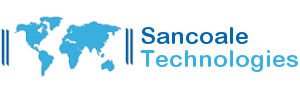Sancoale Technologies Sticky Logo